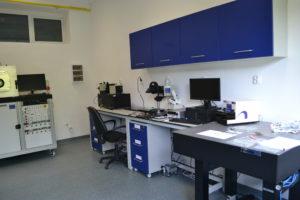 Laboratorul de Fabricare si Caracterizare a Celulelor Solare Organice (sala 62) - 2