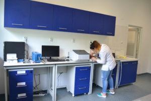 Laboratorul de Fabricare si Caracterizare a Celulelor Solare Organice (sala 62) - 1