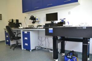 Laboratorul de Fabricare si Caracterizare a Celulelor Solare Organice (sala 62) - 4