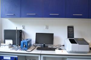 Laboratorul de Fabricare si Caracterizare a Celulelor Solare Organice (sala 62) - 3